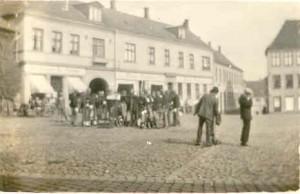 Nytorvet i Viborg anno?